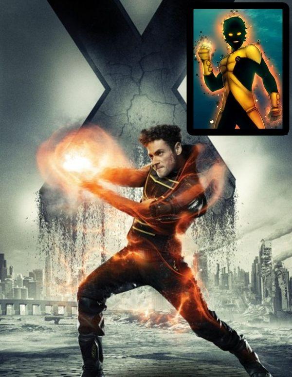 X Men Sunspot Zukunft Ist Vergangenheit Hugh Jackman X Men