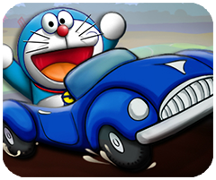 Game doremon dua oto Chơi game doremon đua xe ô tô Hot