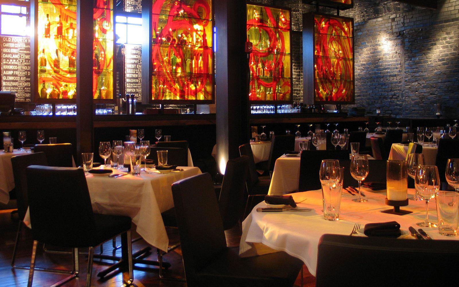 Kevin Rathbun Steak Atlanta Restaurants Great In The Us Exotic