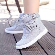 zapatillas adidas botitas de mujer