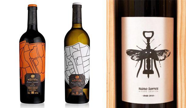 graphiste vin