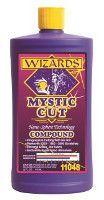WIZ-11048   Mystic Cut Compound (quart)