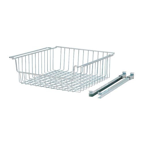 Omar Wire Basket Ikea For Storing Food Bottles Tins Bo Etc 10