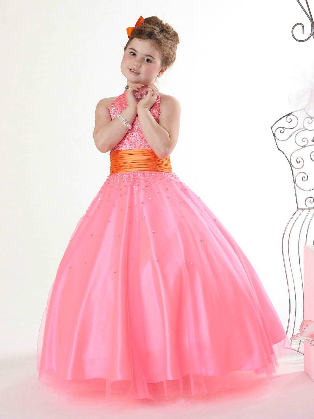 Vestidos de fiesta para niña ¡Maravillosas tendencia en Outfits ...