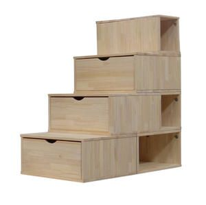 afficher plus d 39 informations du produit escalier cube de rangement hauteur 100 cm chambre. Black Bedroom Furniture Sets. Home Design Ideas