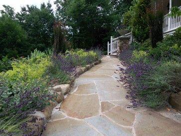 Suburban Landscaping Ideas   Suburban woodland garden ...