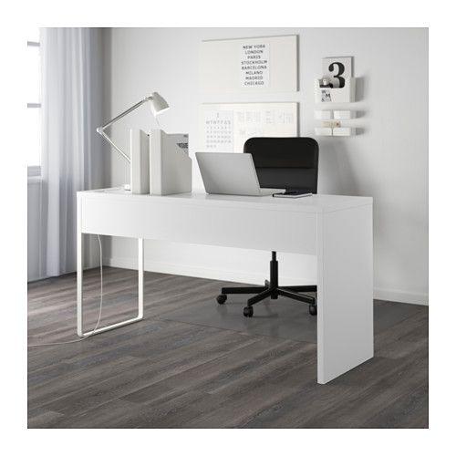 MICKE Schreibtisch, weiß | Pinterest | Micke schreibtisch ...