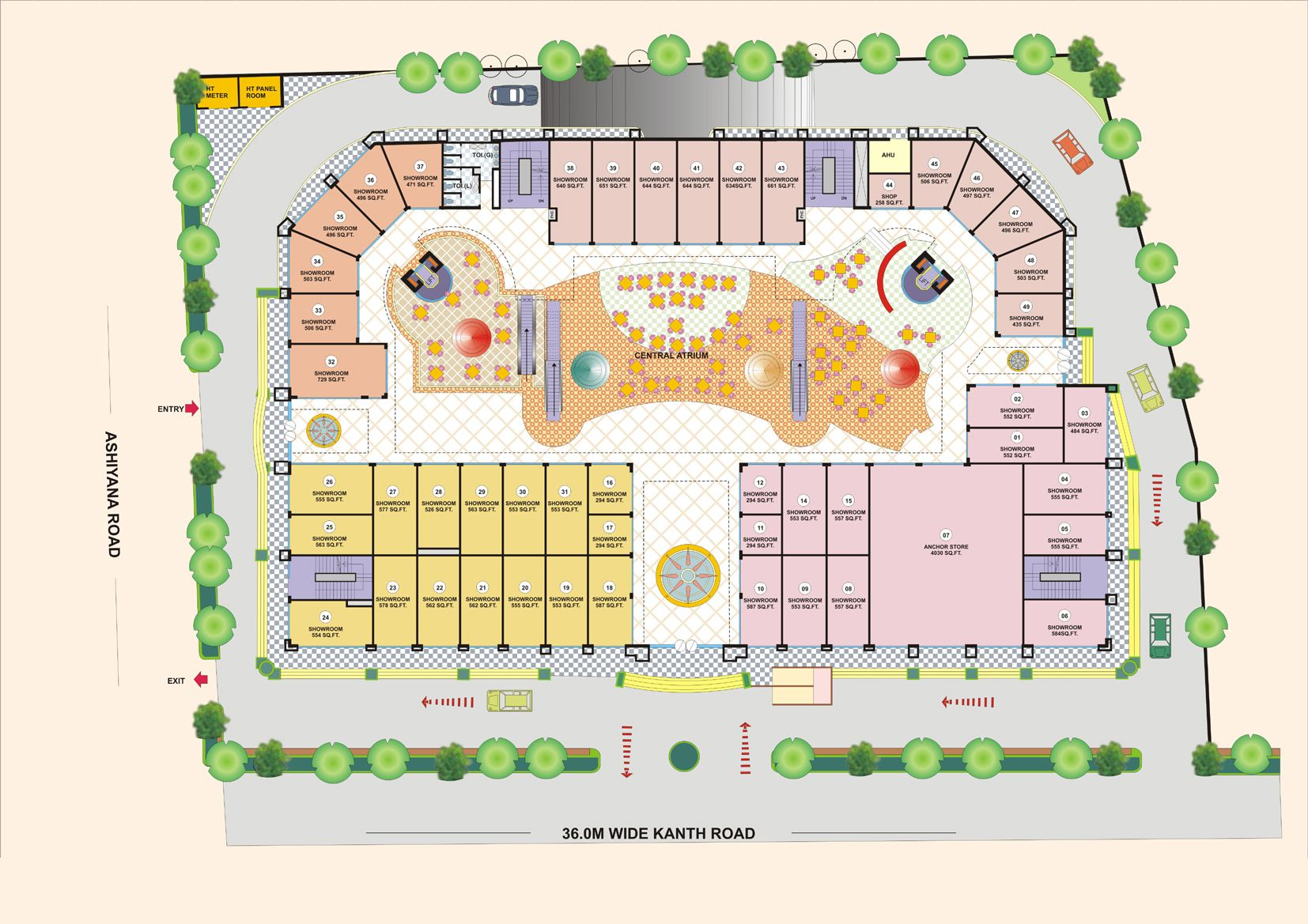 floor plan of a shopping mall plan home plans ideas picture shopping mall floor plan architecture pinterest