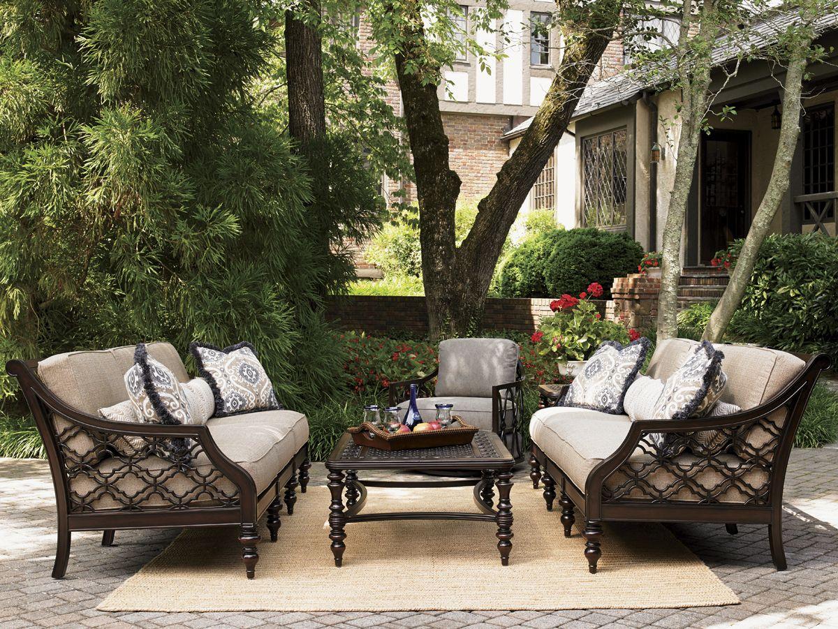 black sands sofa outdoor seating set