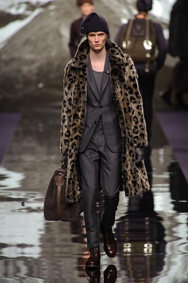 Louis Vuitton Men's A/W '13