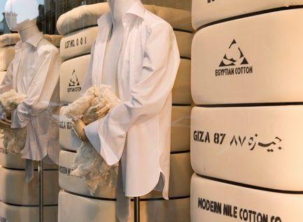 Albini Group posiblemente el mejor algodon del mundo. ~ Melon & Lemon