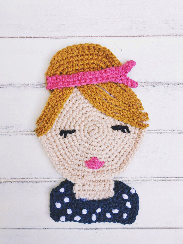 Crochet Patterns, Crochet Doll Face, Crochet For Woman, Crochet ... | 3000x2250