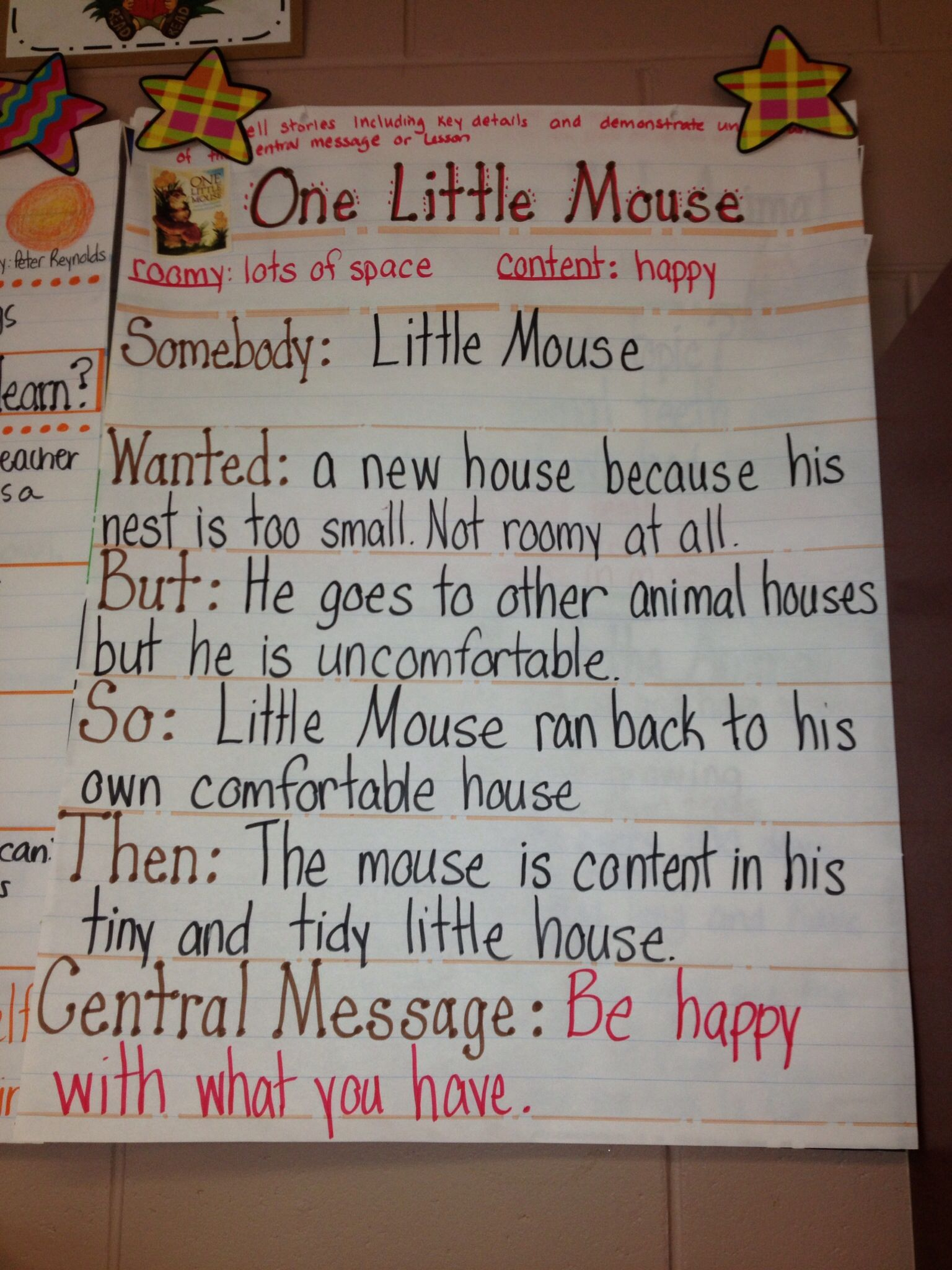 One Little Mouse Rl 1 2