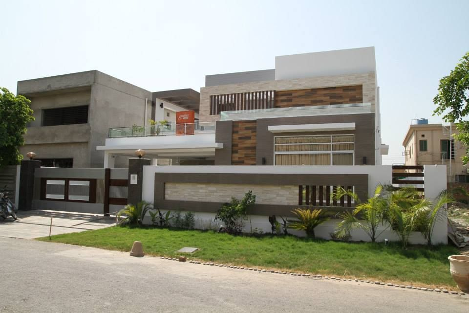 1 Kanal Contemporary House