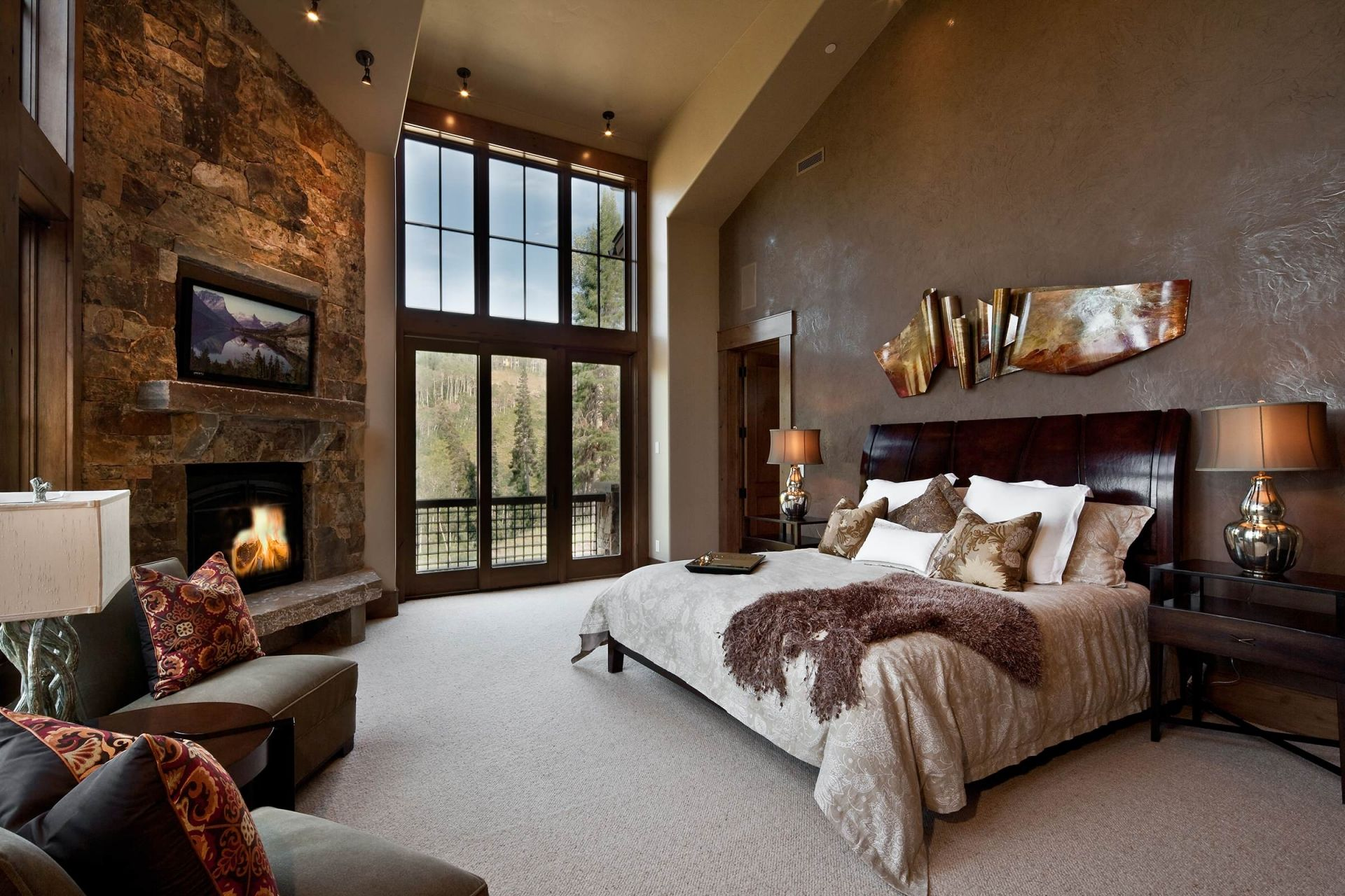 Master bedroom huge  Pin by laith fraihat on Home  Pinterest