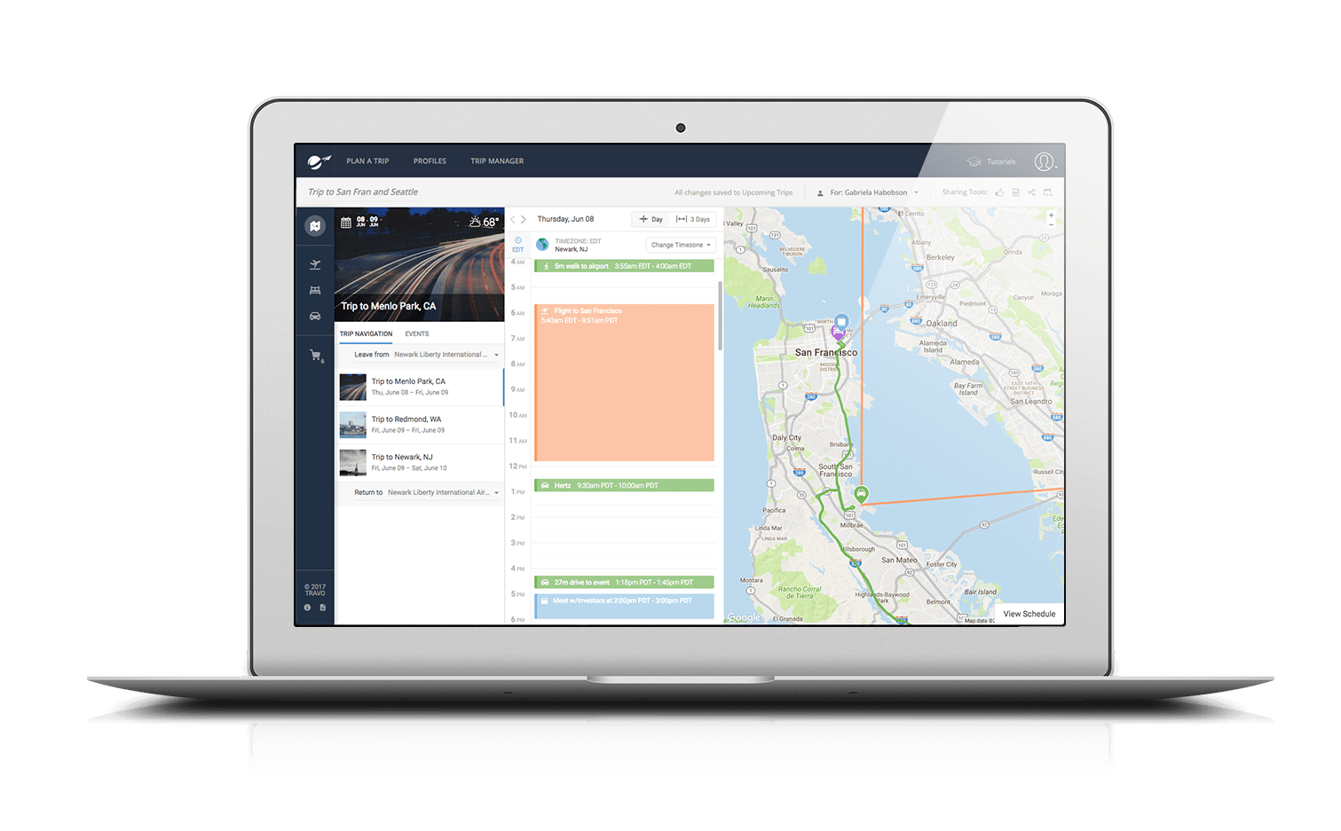 Travos administrative professionals can easily plan trips book travos administrative professionals can easily plan trips book travel and instantly plan travel around fandeluxe Images