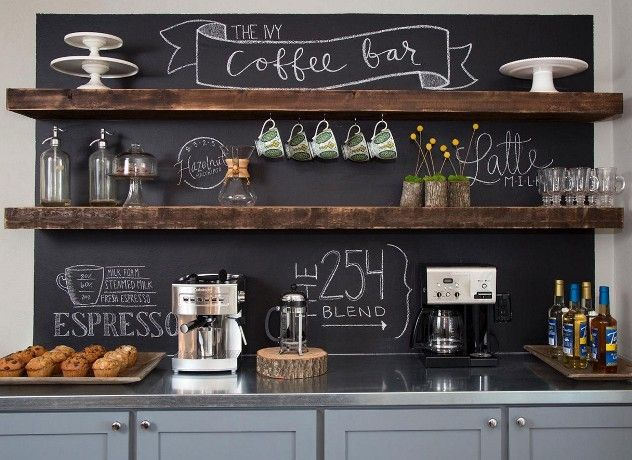 Your Own Coffee Themed Kitchen Decor