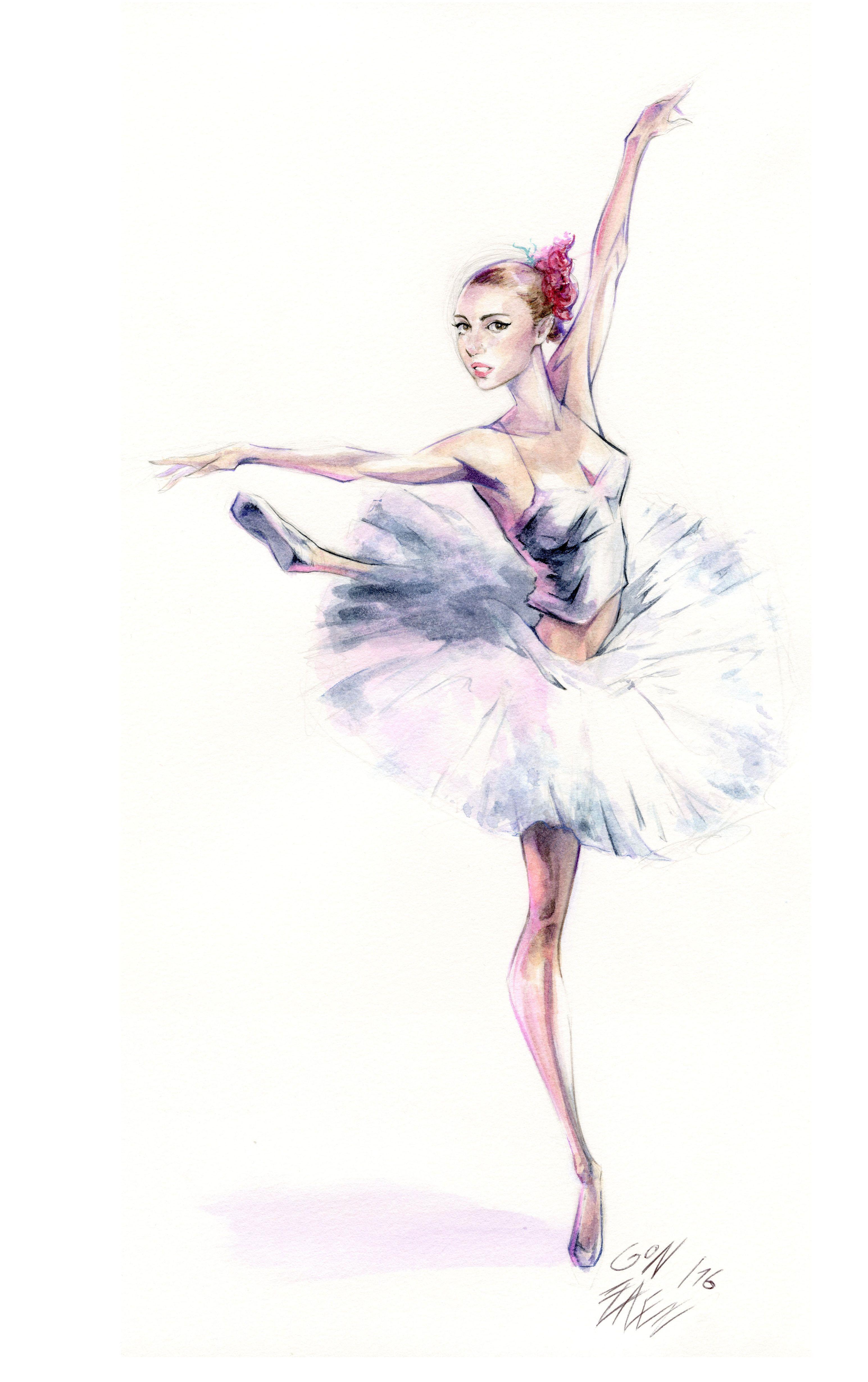 f4f67b449bd7 the dancer La ballerina