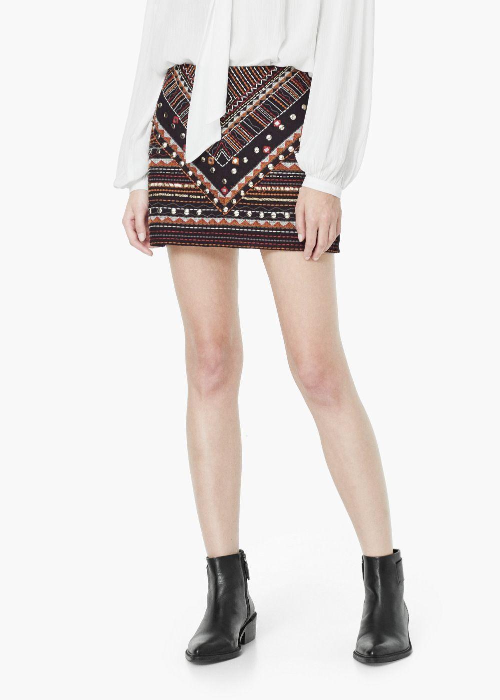 Модные юбки с пайетками. Создаем яркий образ. - volshebnaya-live 46