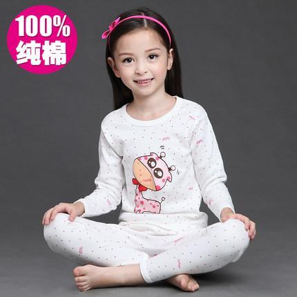 be8c29cf7cb9 V-TREE Children s Pajamas Cartoon Boys Sleepwear Cotton Pyjamas Kids ...