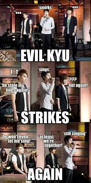 Strikes again
