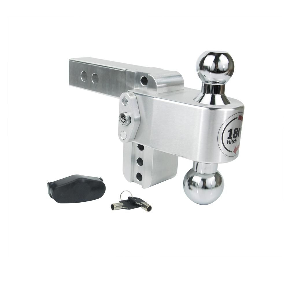 Weigh Safe 180 Hitch By Chrome Tow Ball Edition Aluminum Trailer