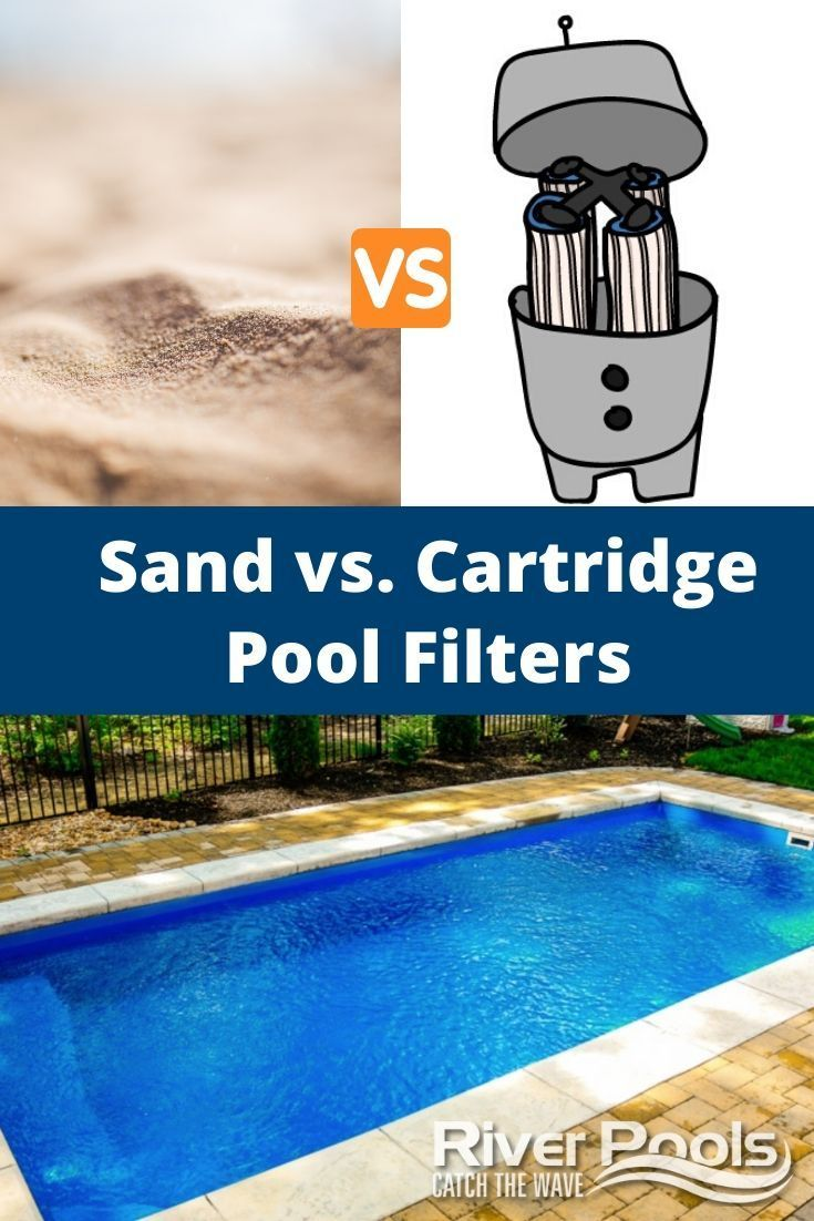how to backwash a cartridge pool filter