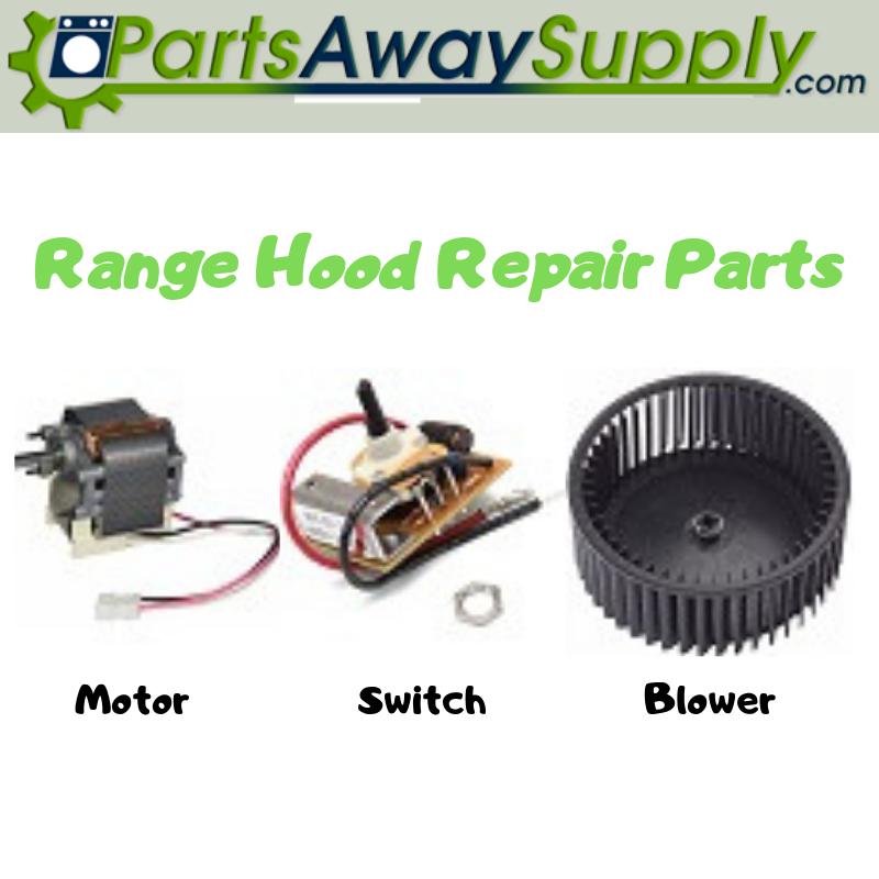 Range Hood Repair Parts Range Hood Repair Oven Repair