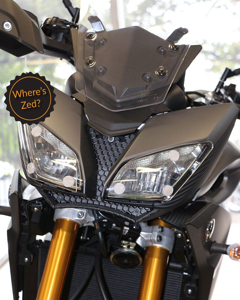Light Guard Kit 2016+ Yamaha MT-07 Tracer Motorcycle Headlight Protector