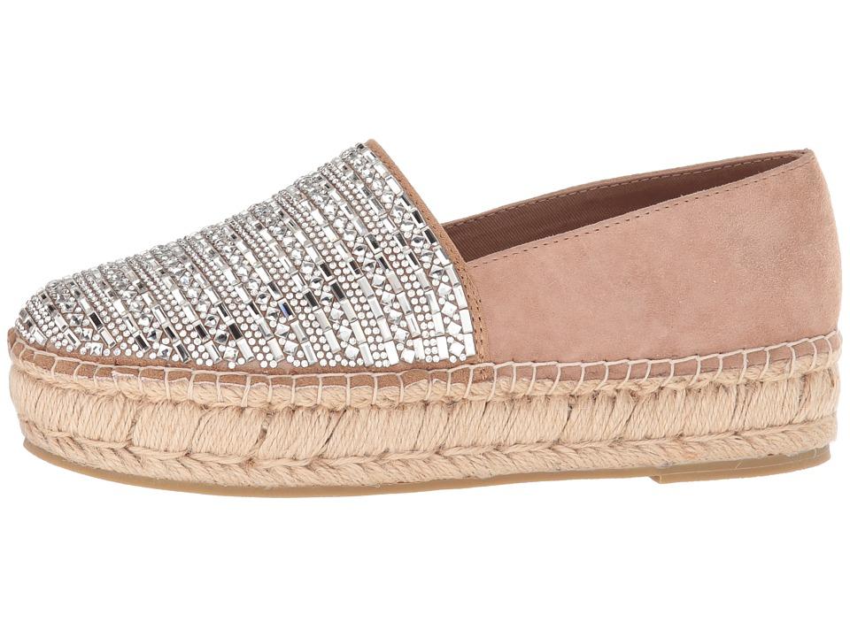 9e594500139 Steve Madden Proud Platform Espadrille Women's Shoes Rhinestone ...