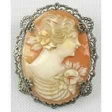 cameo jewelry - Google Search