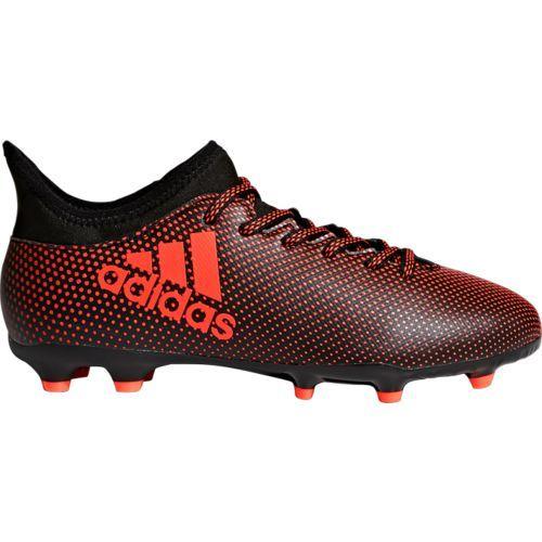 new styles b274b a72ae ... Calzado de talla fútbol para Calzado terrenos firmes X de Adidas Adidas  Boys (negro rojo  Nike ...