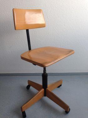Stoll Giroflex Burostuhl Schreibtischstuhl Vintage Retro 50er Burostuhl Schreibtischstuhl Stuhle