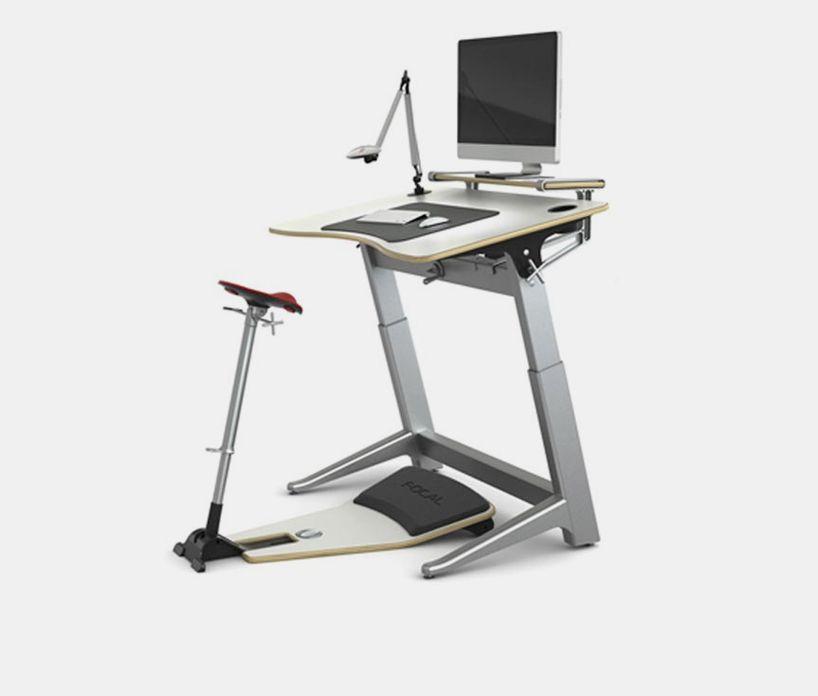 locus desk: an ergonomic standing workstation by focal | Desks ...