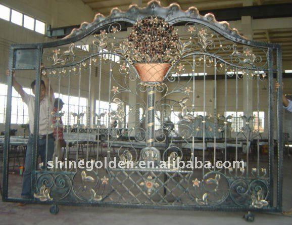 decorative garden gates. WH13031A Bouquet Style Garden Gate $170~$250 Decorative Gates