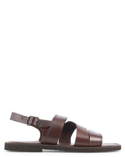 Toutes les chaussures en CUIR VACHETTE H Choco - Noir - Sandale - Vanni -  Minelli 6dd88900795