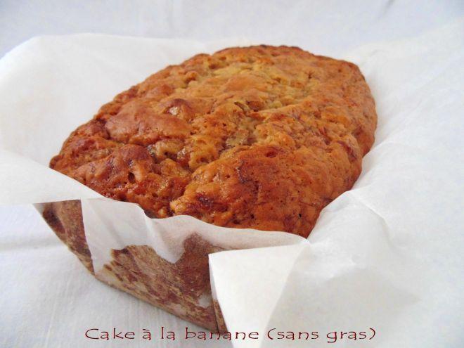 Cake à la banane, Recette par GateauGaga - Ptitchef