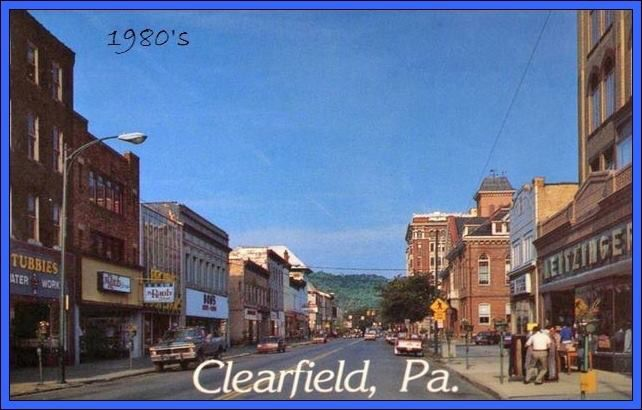 Excellent Clearfield Pa As A Kid With My Parents Places Ive Been Download Free Architecture Designs Itiscsunscenecom