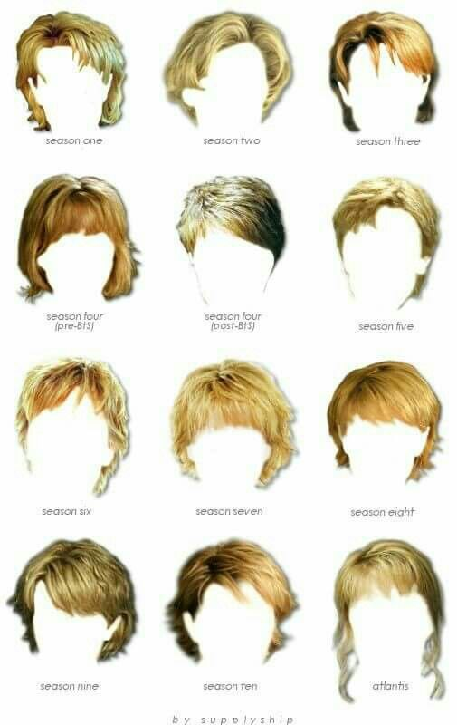 Samantha Carter Hairstyles By Season Of Stargate U Know You Re A Stargate Fan When U Can Tell The Season Just By Looking At Stargate Sams Hair Amanda Tapping