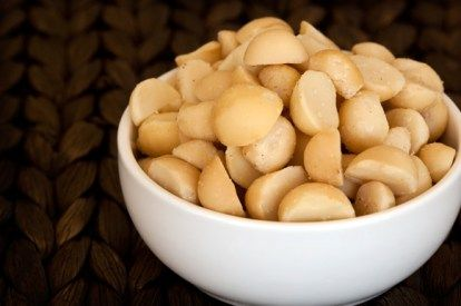 propiedades de la nuez de macadamia