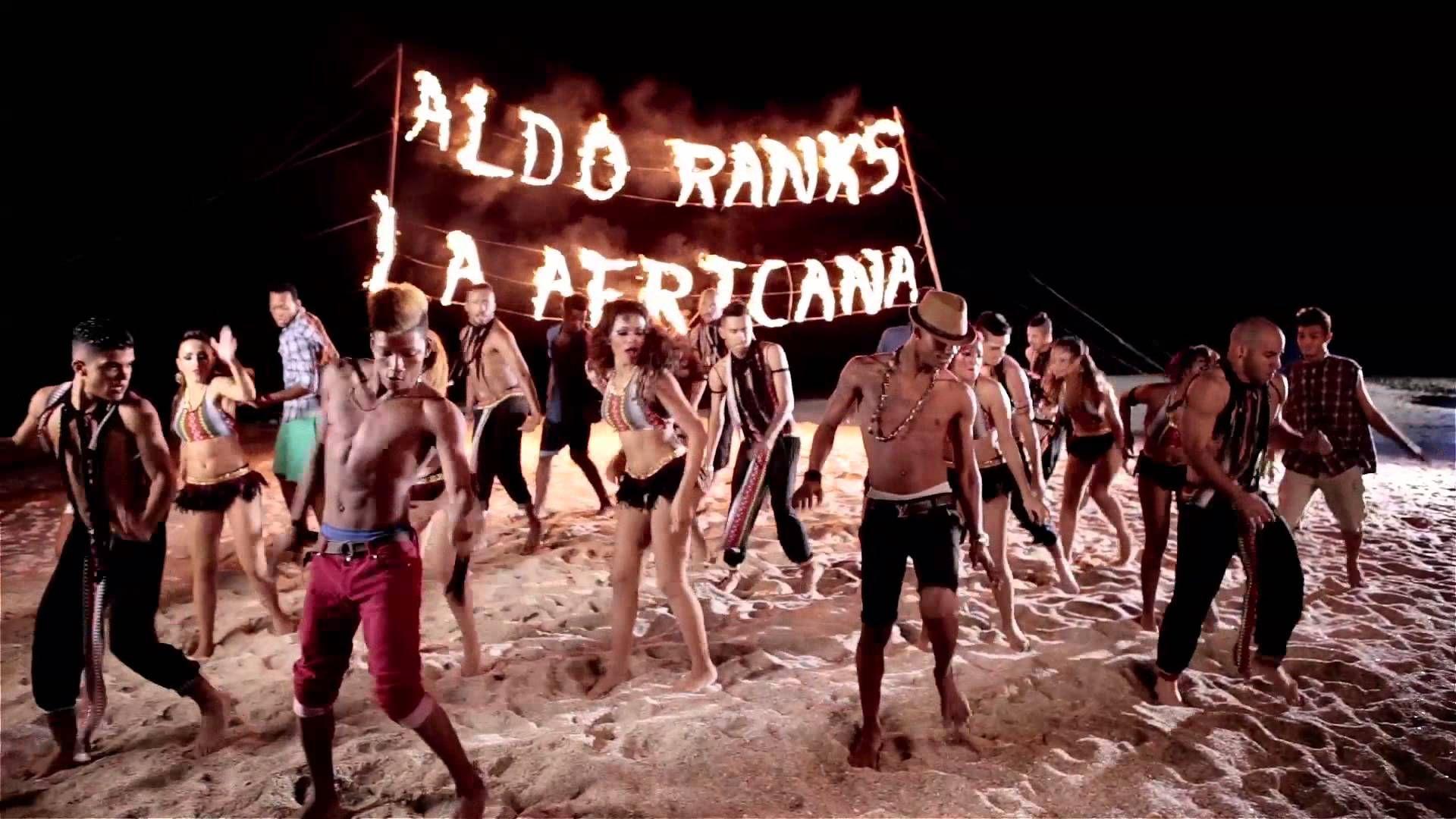 #LaAfricana By Aldo Ranks