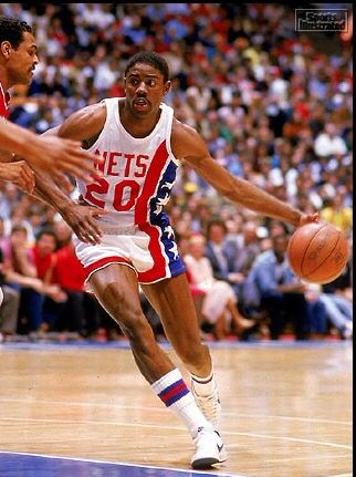 Michael Ray Richardson New Jersey Nets  2a66aa729