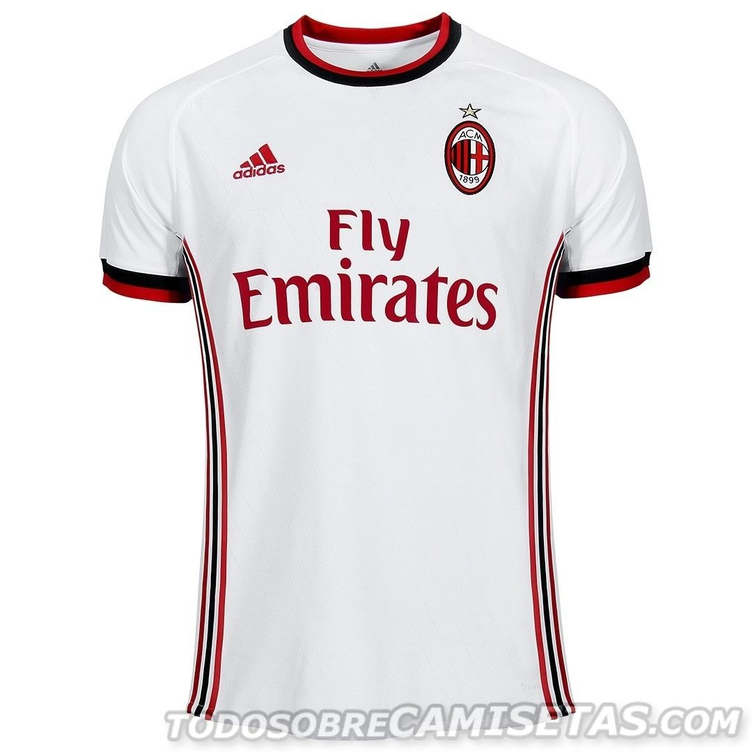 AC Milan 2017 18 adidas away kit | Football clubs | Ac milan