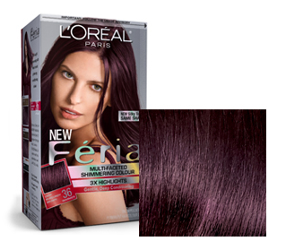 Thinking Of Trying This Purplish Brown Black Color