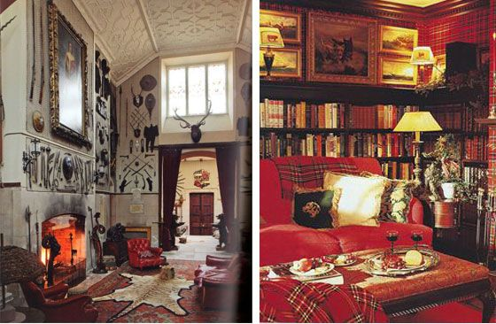 Trendcasting Scottish Style This Way Home Scottish Interiors Scottish Decor Scottish Living Room