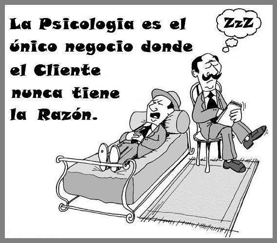 Resultado de imagen para psicologo bromas