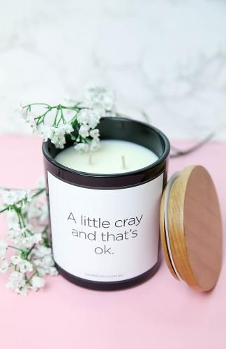 Damselfly - Delilah Candle - A Little Cray And That's Ok #christmaswishlist #howardsstorage