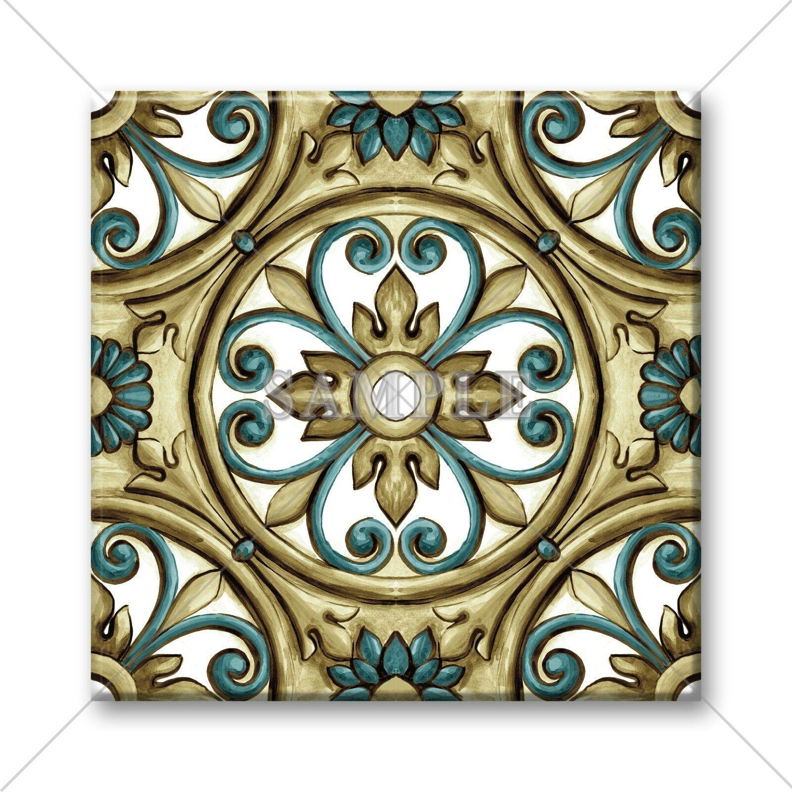 Patterned Ceramic Tiles Decorative Ceramic Tiles Backsplash Wall Tiles 47 Ebay Decorative Wall Tiles Ceramic Tile Backsplash Decorative Ceramic Tile