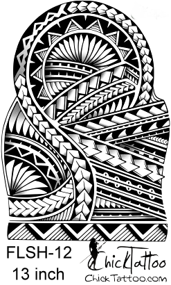polynesian style 1 2 sleeve flash design tattoos pinterest tattoos tattoo designs and. Black Bedroom Furniture Sets. Home Design Ideas