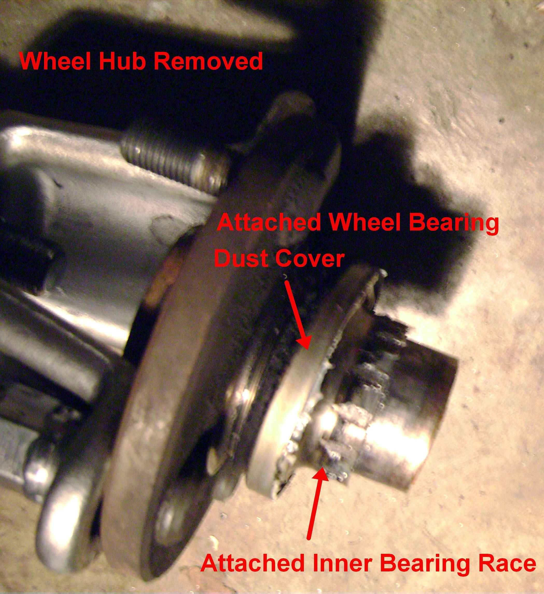 Diy Toyota Front Wheel Drive Fwd Wheel Bearing Replacement